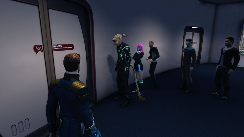 Star Trek Online, Bathroom, Refresher